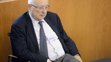 L'Open VLD René Coppens siège au Parlement bruxellois depuis 2004.