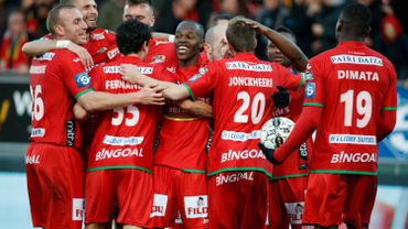 la belle combinaison d'Ostende pour faire 3-0