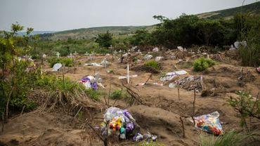 RDC: l'ONU recommande l'exhumation des 421 corps enterrés près de Kinshasa