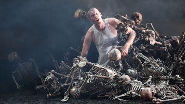 """""""Le Roi Lear"""" mis en scène par Olivier Py"""