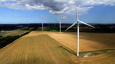 Les éoliennes sont de moins en moins acceptées en Wallonie