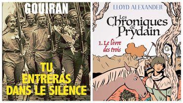 La sélection littéraire de Michel Dufranne