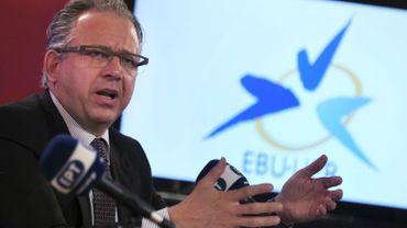 Jean-Paul Philippot réélu pour 2 ans à la présidence de l'UER