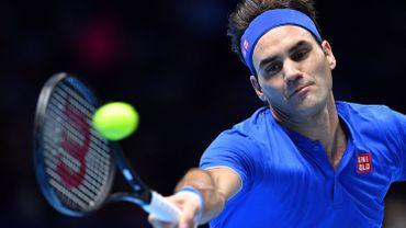 """Federer fin prêt pour sa 22e saison qu'il espère """"formidable"""""""