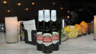 AB InBev veut relancer la consommation de la Stella Artois en Belgique, tout en transférant sa production aux Etats-Unis