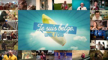 """Les stars de """"Je suis belge (une fois) !"""""""