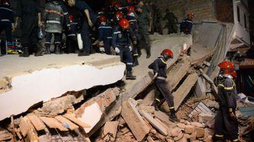Effondrement d'un immeuble au Maroc: 3 morts, le propriétaire arrêté