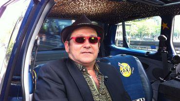 Tom Lanoye dans Hep Taxi !