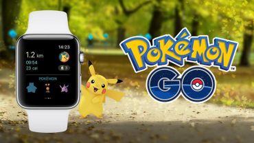 Pokémon Go est maintenant disponible sur Apple Watch