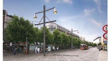 Selon Urbagora, le tracé actuel du tram ne dessert pas suffisamment les logements et les commerces.