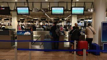 Plus de 12 millions de passagers ont pris des vols ou atterri à l'aéroport de Bruxelles au cours des six premiers mois de l'année.