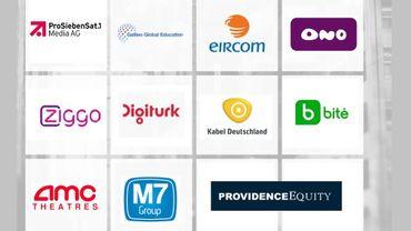 Quelques-unes des sociétés participées dans le portefeuille de Providence