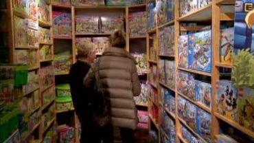 Saint Nicolas : les magasins de jouets résistent au web