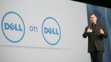 Le PDG de Dell, Michael Dell, le 4 octobre 2011 à San Francisco