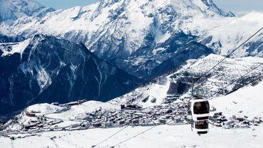 """L'Alpe d'Huez conserve son titre de """"Meilleure station de ski d'Europe"""" en 2020."""