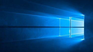 Microsoft : Windows 10 passe pour la première fois devant Windows 7