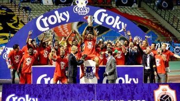 L'Antwerp remporte la Coupe de Belgique