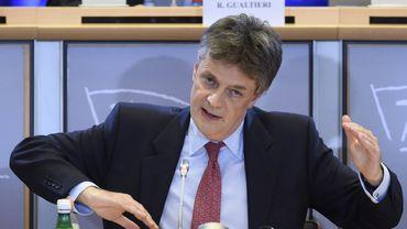 Jonathan Hill doit hériter de la Stabilité financière et des services financiers au sein de la Commission Juncker, mais a laissé de nombreux eurodéputés perplexes après sa première audition devant le Parlement