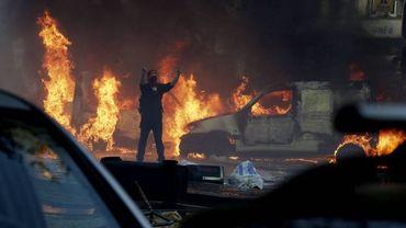 Des troubles avaient éclaté lors de la manifestation nationale qui s'était tenue à Bruxelles le 6 novembre dernier.