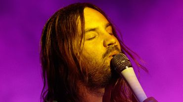 Kevin Parker, le leader du groupe australien Tame Impala.