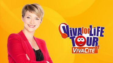 Un nouveau visage pour le Viva for Life Tour