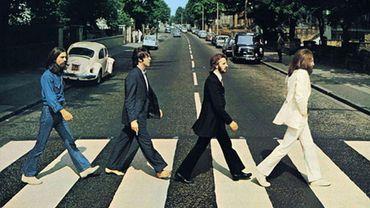 Inédits pour les 50 ans d'Abbey Road