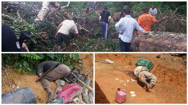 Chronique d'un massacre annoncé dans le far-west brésilien