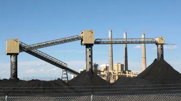 Une centrale à charbon à Castle Dale dans l'Etat de l'Utah aux Etats-Unis, le 19 juin 2019