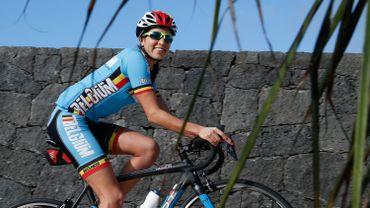 Top 5 pour Claire Michel à l'Euro de triathlon sur courte distance