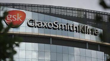 Le siège du groupe pharmaceutique britannique GlaxoSmithKline à Londres