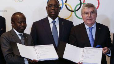 Le Sénégal accueillera les Jeux olympiques de la Jeunesse en 2022