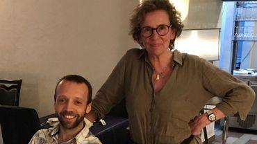 Françoise Wallemacq et Christophe Bernard, lauréats RTBF du Prix 2019 du Journalisme des MFP