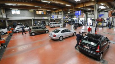 93.000 véhicules ont été contrôlés à Mont-Saint-Guibert en 2019, le centre est saturé.
