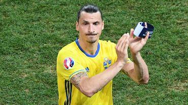 Ibra ne disputera pas la Coupe du Monde 2018.