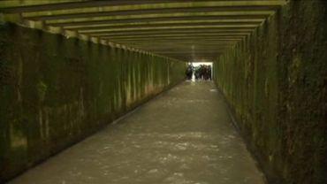 Une visite exceptionnelle de l'Orneau souterrain, à Gembloux