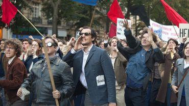 "Louis Garrel campe Jean-Luc Godard dans ""Le Redoutable"""