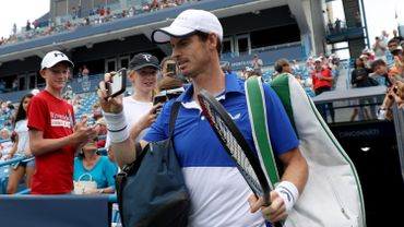 Andy Murray renonce à disputer l'US Open