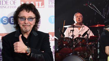 Une collaboration de Tony Iommi et de Nick Mason