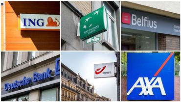 ING, BNP, Belfius… Les frais bancaires vont augmenter en2020: voici les détails banque par banque