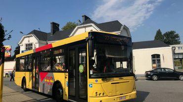 Les utilisateurs de la ligne 22 du Tec, désormais optimisée, bénéficieront notamment d'une meilleure correspondance en gare avec les trains venant de Bruxelles et de Namur.