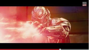 """Capture d'écran """"Avengers : age of ultron"""""""