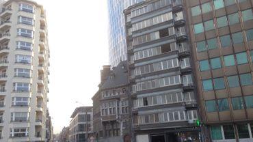 Un riverain fait de la résistance face à l'expropriation de son bien situé dans le quarier de la tour des finances