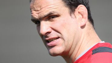 Rugby - Martin Johnson démissionne