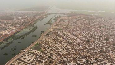 L'attaque meurtrière s'est faite dans la région de Mopti (centre du Mali), ville photographiée le 13 octobre 2018