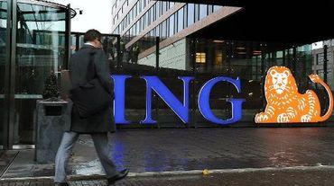 L'entrée d'une banque ING à Amsterdam, le 7 novembre 2012