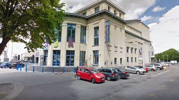 Le centre culturel de Huy.