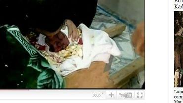 Le jeune syrien Hamza Al Kathib a été violemment torturé puis exécuté en détention