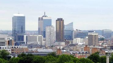 La ville de Bruxelles est classée en zone rouge par l'ECDC depuis le mois d'août dernier.