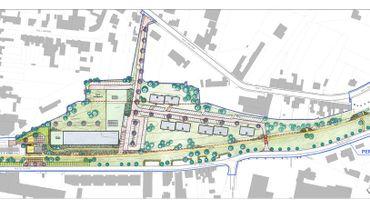 Hannut: plus de 20 millions pour revitaliser le site de l'ancienne gare