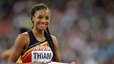 Thiam 5e de l'heptathlon après la 6e épreuve (LIVE 13h40)